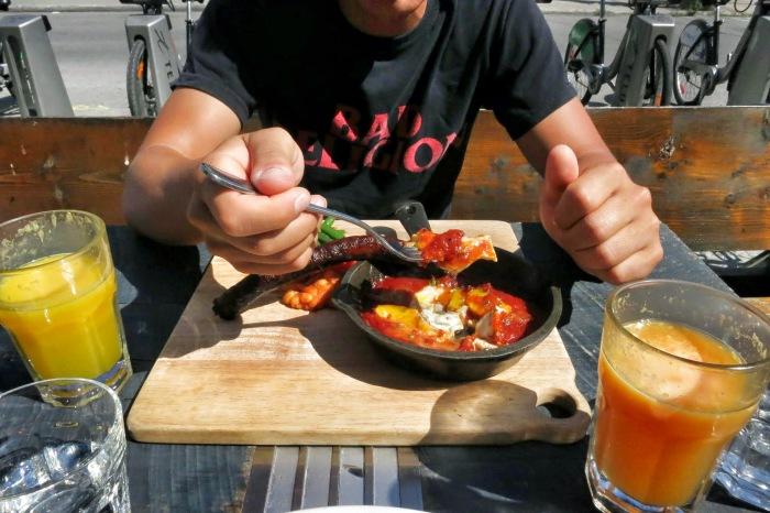 café arts montreal food blog 5
