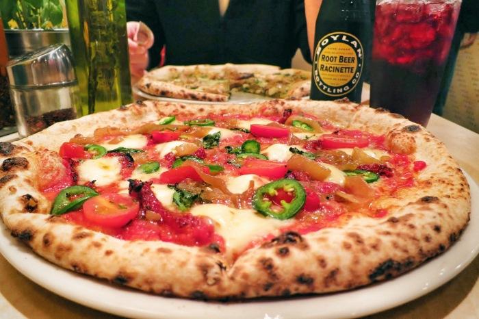 la brigade pizza montreal food blog 10