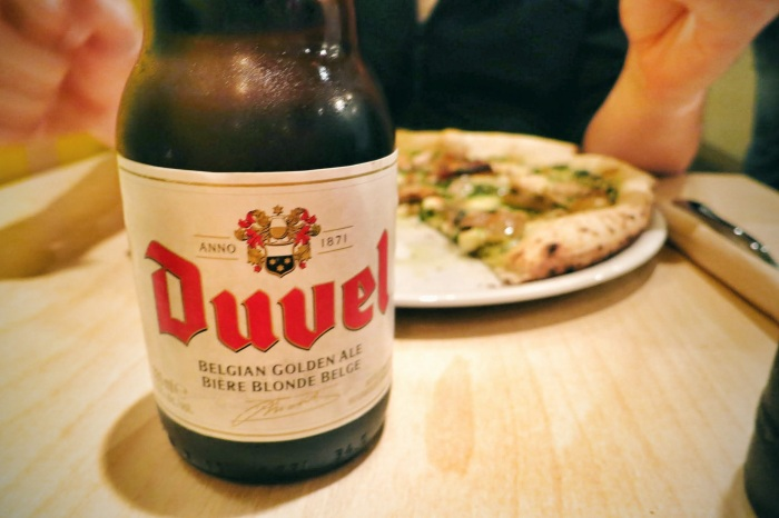 la brigade pizza montreal food blog 14