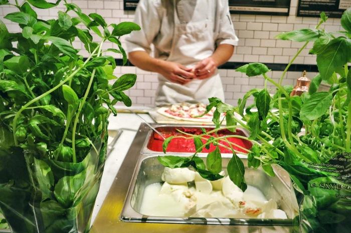 la brigade pizza montreal food blog 2