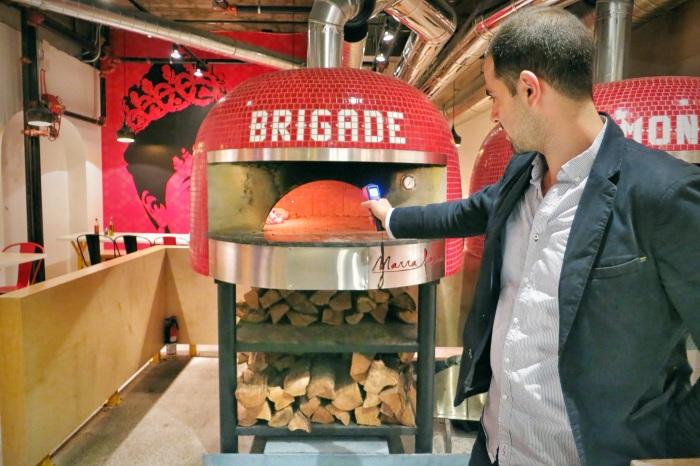 la brigade pizza montreal food blog 7