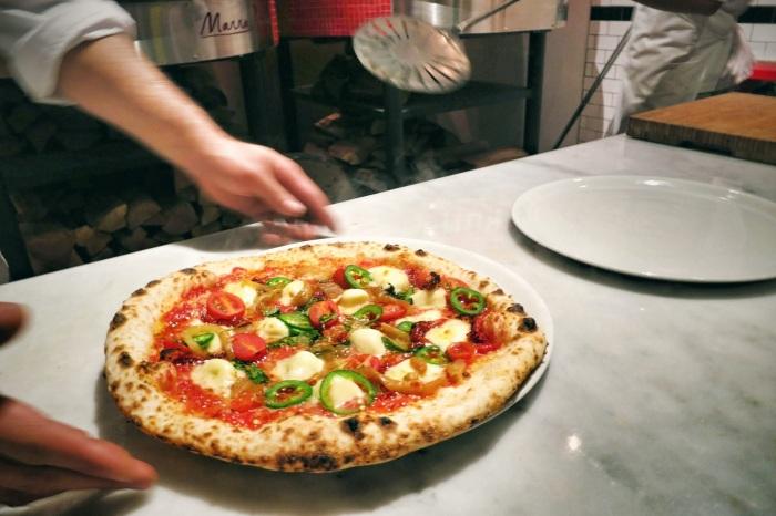la brigade pizza montreal food blog 8