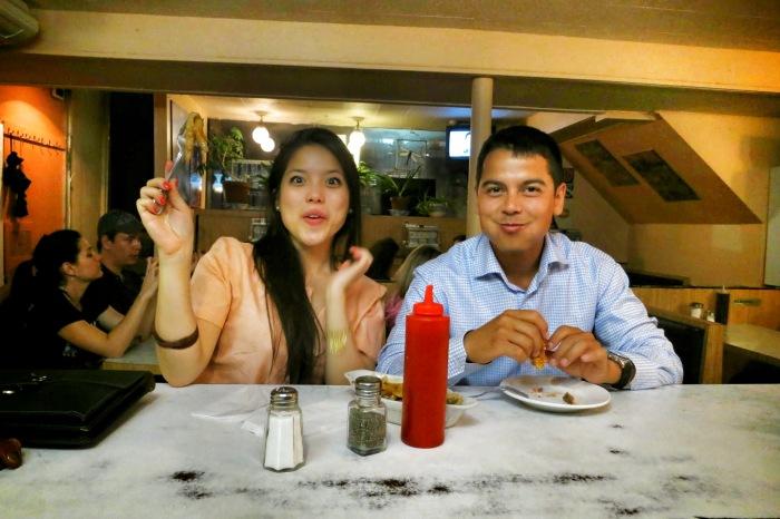 moe's diner montreal food blog 6