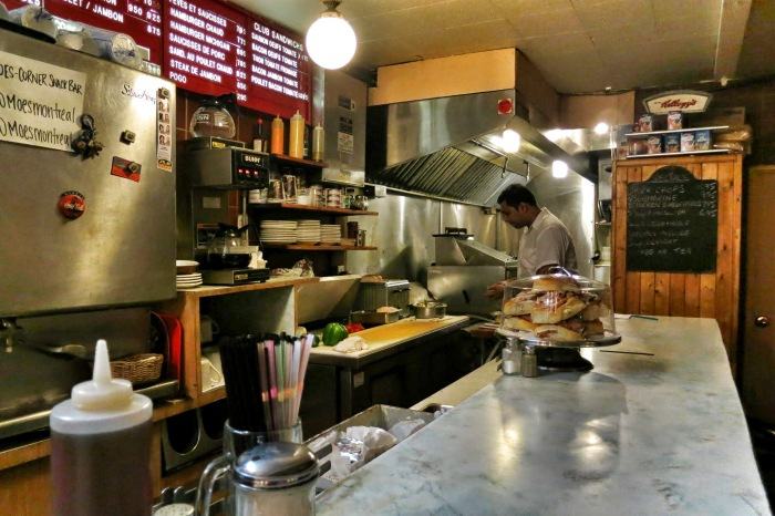 moe's diner montreal food blog
