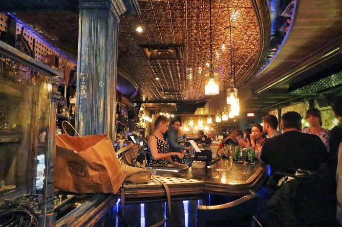 bar baron samedi montreal food blog 1