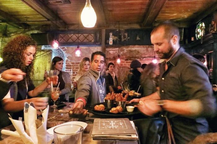 bar baron samedi montreal food blog 10
