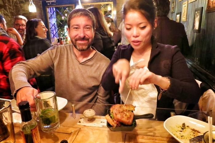 bar baron samedi montreal food blog 14