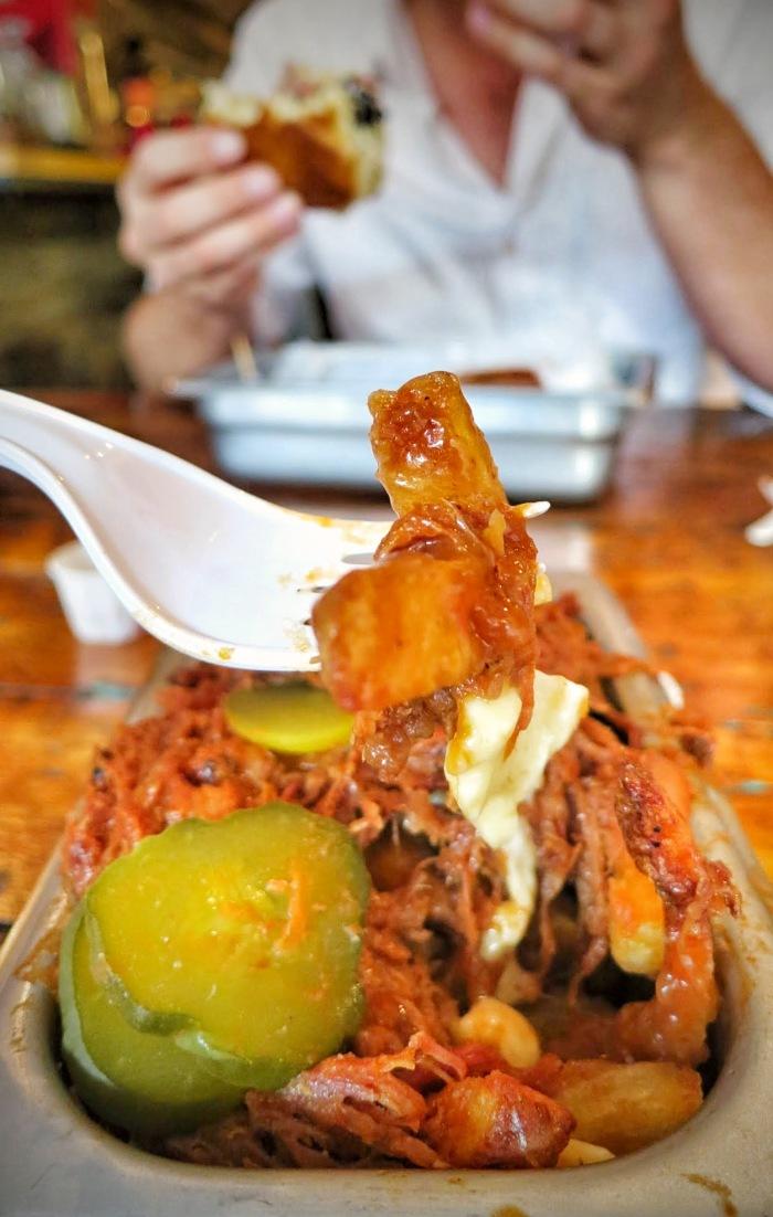 Black Strap BBQ montreal food blog 4