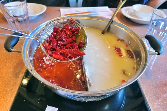 mongolian hot pot montreal food snob 1