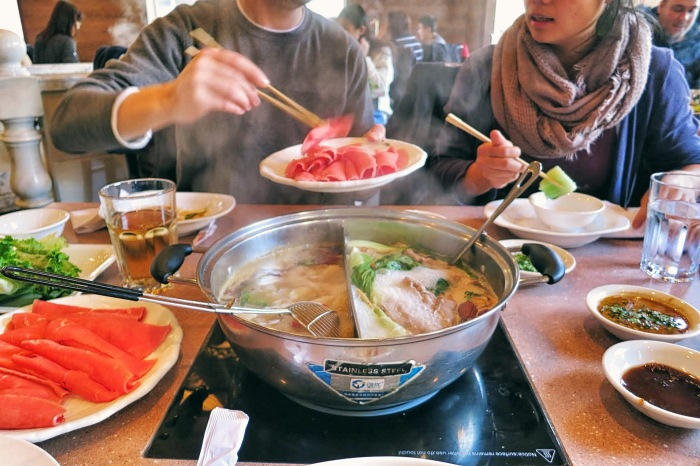 mongolian hot pot montreal food snob 6