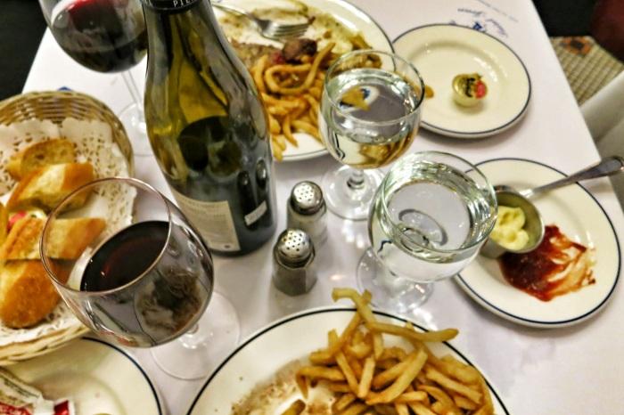 l'entrecote st-jean mtl food snob blog 11