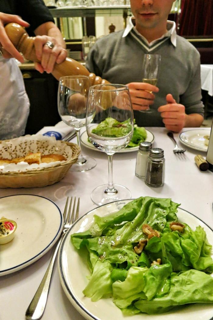 l'entrecote st-jean mtl food snob blog 2