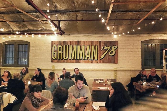 Grumman 78 mtl food snob 28