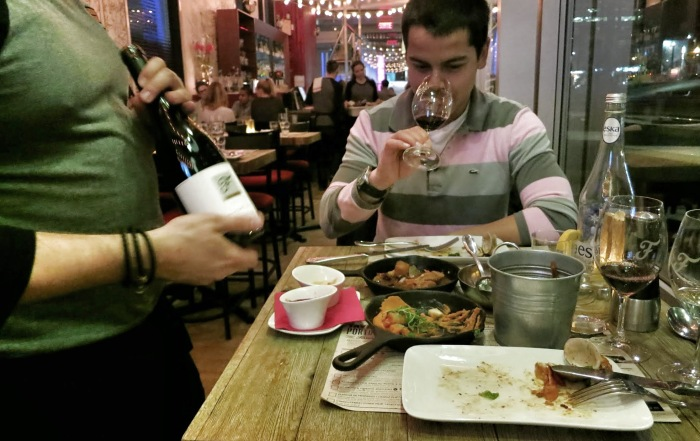 Taverne F mtl food snob 11