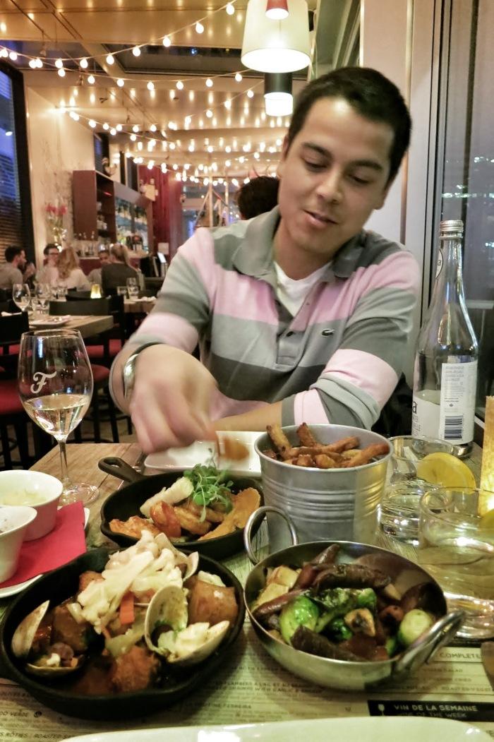 Taverne F mtl food snob 9