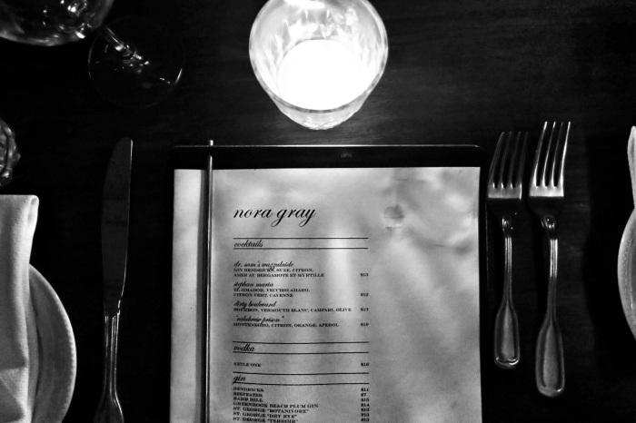 nora gray mtl food snob