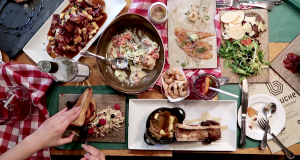mtl food snob blog quebec montreal la bûche